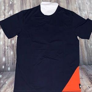 Quiksilver rash guard swim shirt upf 50+ ☀️